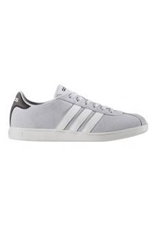 Zapatillas casual Adidas Vlcourt Gris