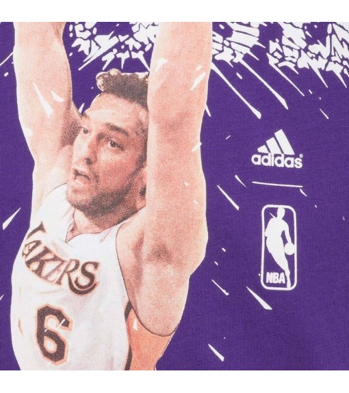 Camiseta Adidas NBA Pau Gasol | scorer.es