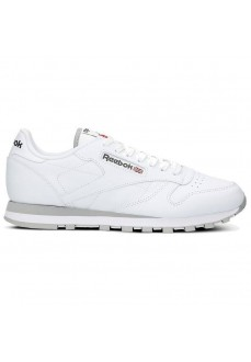 Reebok White/Gray Trainers
