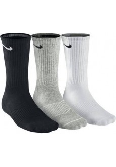 Calcetines Nike altos Pack 3