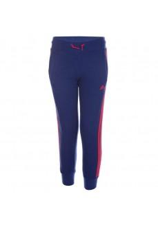 Pantalón largo Adidas Essentials 3S PT CH Negro
