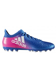 Zapatillas Adidas X 16.3 AG Azul