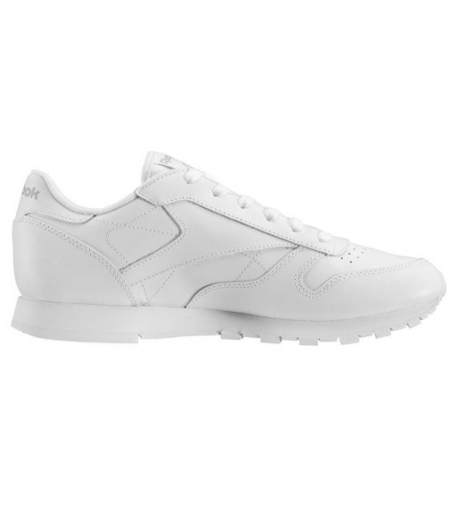 Reebok Classic Leather White Trainers | Low shoes | scorer.es