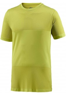 Camiseta Asics Tiger Fuzex Essentials Verde