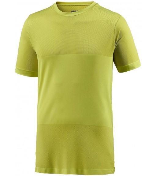 Asics Tiger Fuzex Essentials Green T-Shirt   Running T-Shirts   scorer.es