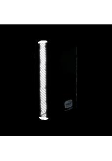 Tubular Wind X Treme reflectante Negro | scorer.es