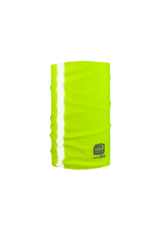 Tubular Wind X Treme reflectante Amarillo Fluorescente