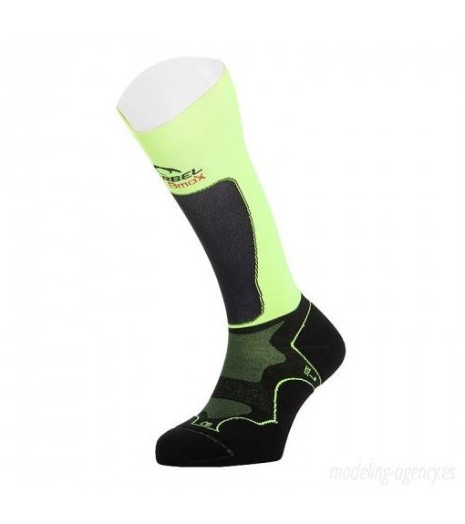 Calcetines LURBEL Trail Plus Amarillo | scorer.es
