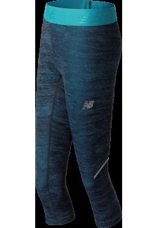 Pantalón corto New Balance Capri Accelerate Print