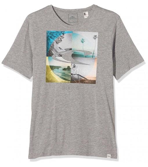 O'Neill Grey T-Shirt | Short Sleeve | scorer.es