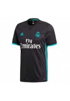 Camiseta Adidas Real Madrid Negro 2017/2018