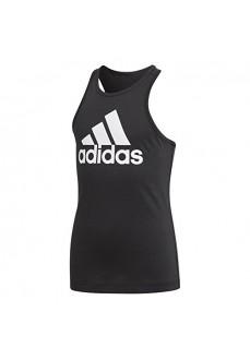 Camiseta Adidas Essential Performance Logo Negro
