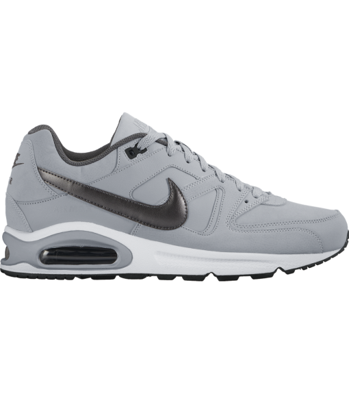 f62f22af2c Negras Blancas Unisex Zapatos Nike Air Max 90 Leather Barato T JF H8