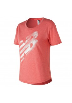 Camiseta New Balance Mc Heather Tech Graphic