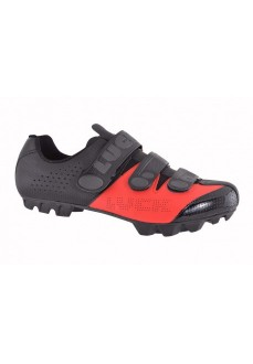 Luck Mtb Matrix Red Cycling Shoes