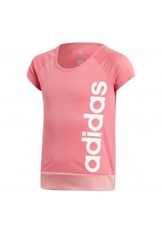 Camiseta manga corta Adidas rosa