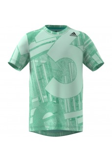 Camiseta Yb Tr Aop Tee   scorer.es