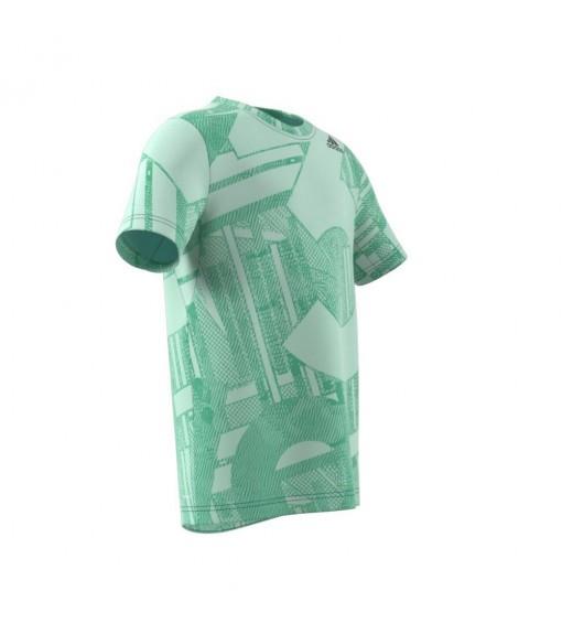 Camiseta Yb Tr Aop Tee | scorer.es