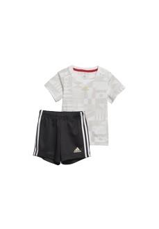 Conjunto Adidas verano fútbol