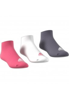 Calcetines Adidas bajos Pack 3