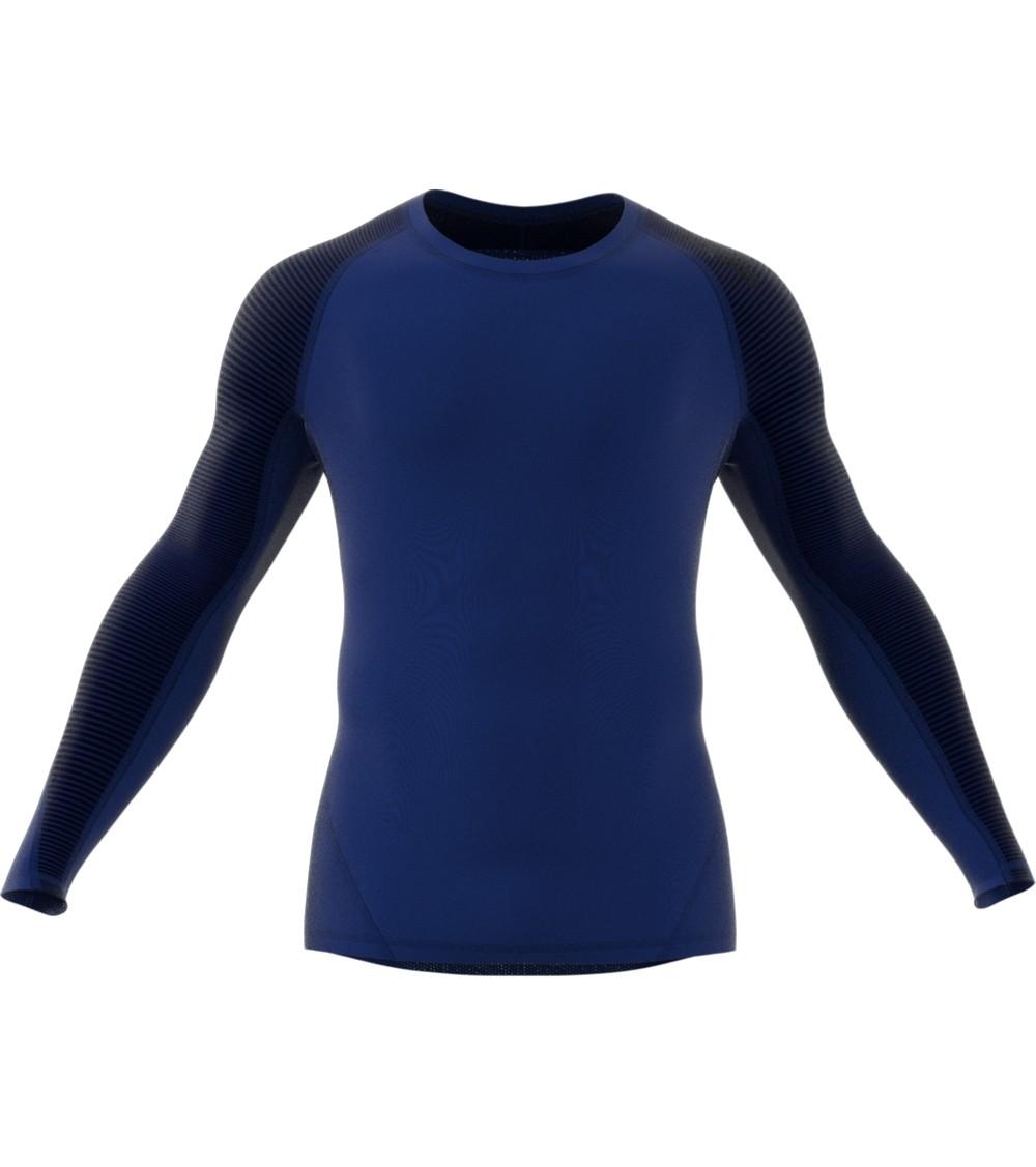 61dd9b157e06b Comprar Camiseta Manga Larga Adidas Alphaskin Sport Graphic