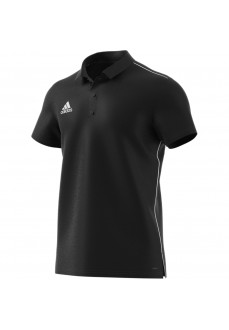 Polo Adidas Core 18 Negro/Blanco