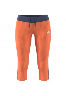 Adidas Rs 3/4 Orange Tights | Tights for Women | scorer.es