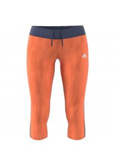 Mallas piratas Adidas Rs 3/4 Naranja