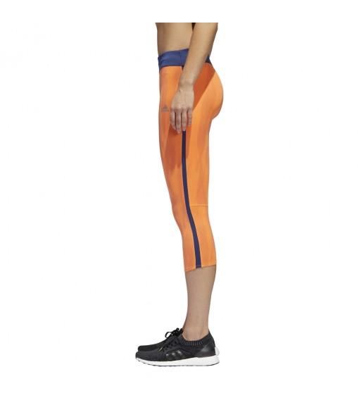 Adidas Rs 3/4 Orange Tights | Tights for Women | scorer.es