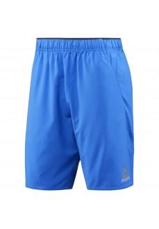 Pantalón corto Reebok Azul