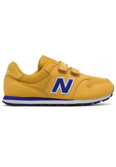 Zapatillas New Balance Lifestyle Velcro Kv500 Junior
