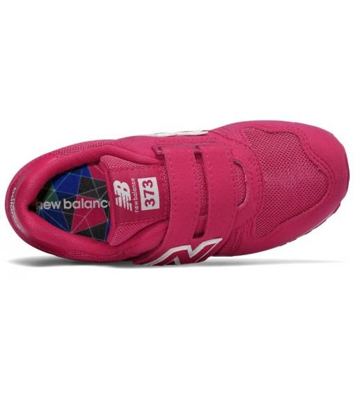 New Balance Lifestyle Velcro Kv373 Junior Trainers | No laces | scorer.es