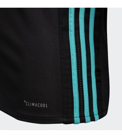 Camiseta Adidas Real Madrid Negro/Aerree 2017/2018 | scorer.es