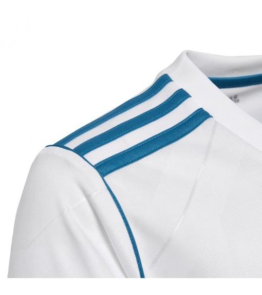 Camiseta Adidas Real Madrid Blanco/Turquesa | scorer.es