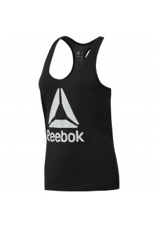Reebok Workout Supremium 2.0 T Black T-Shirt