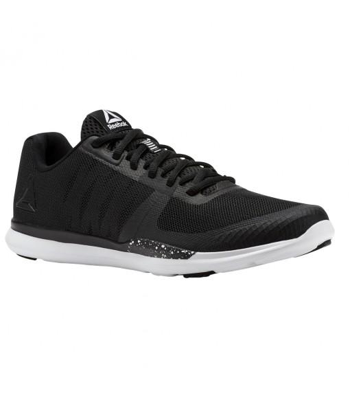 Reebok Sprint Black/White Trainers | Low shoes | scorer.es