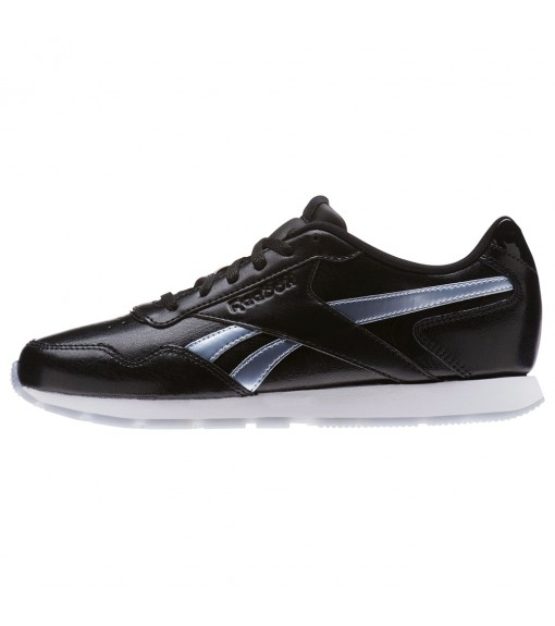 Reebok Royal Glide Black/White Trainers | Low shoes | scorer.es