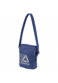 Bandolera Reebok Found City Azul