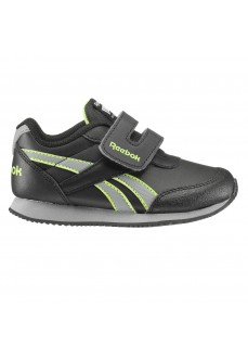 Reebok Royal Cljog Black/Grey/Green