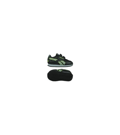 Reebok Royal Cljog Black/Grey/Green | scorer.es