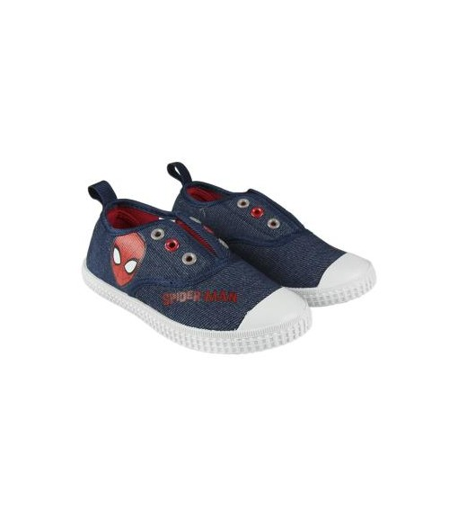 Canvas Spiderman Shoes | No laces | scorer.es