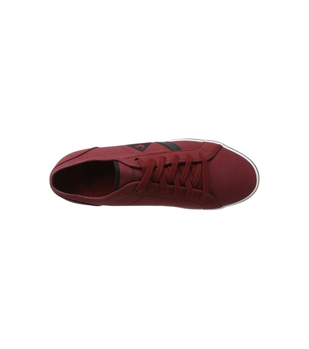 comprar zapatillas le coq sportif aceone cvs ruby wine  black