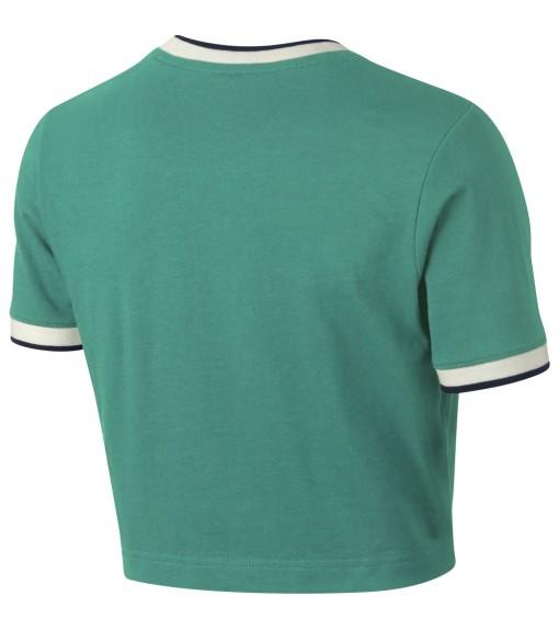 Nike Nsw Top Crop Rib T-Shirt   Short sleeve T-shirts   scorer.es