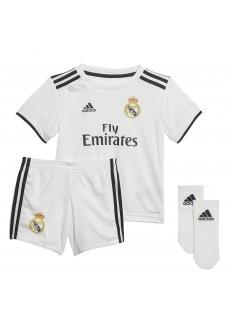 Minikit Adidas Real Madrid 1ª Equipación 2018/2019
