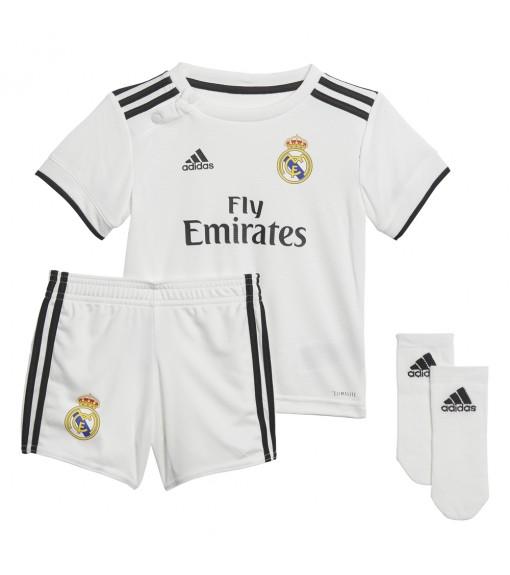 6a532f2b725 Comprar Minikit adidas Real Madrid 1ª Equipación 2018/2019 de Niños