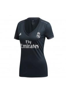 Maillot Extérieur Adidas Real Madrid 2018/2019 Femme