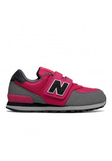 Zapatillas New Balance Kids Lifestyle Velcro Qgy