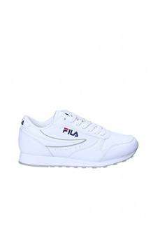 Fila Trainers D1&2 Orbit Low White