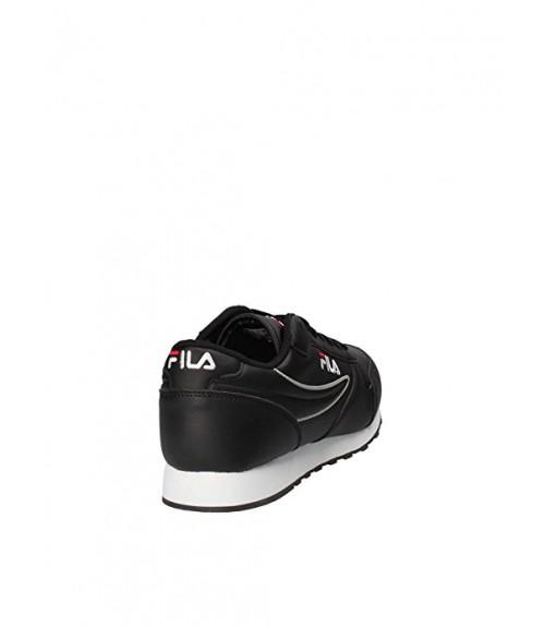 Fila Black Trainers | Low shoes | scorer.es