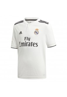 Adidas Real Madrid Home Football Shirt 2018/2019